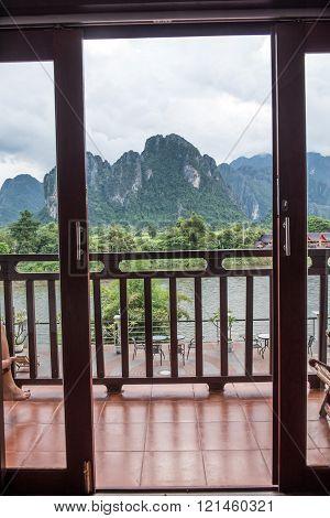 Hotel in Vang Vieng