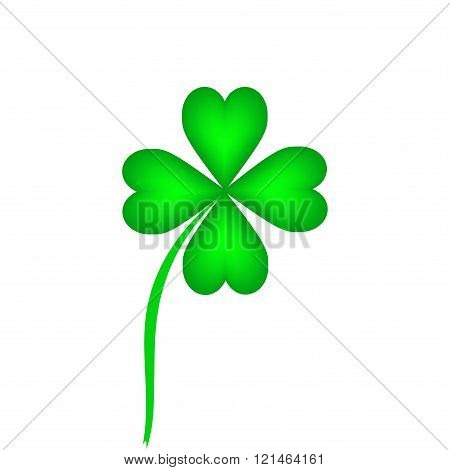 Vector illustration St Patrick's day on white background