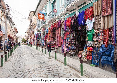 Souvenir Tourist Market
