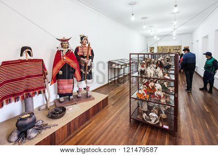Museo Charcas Anthropological