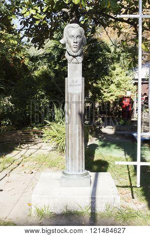 Bust Dobrolyubov N. A.