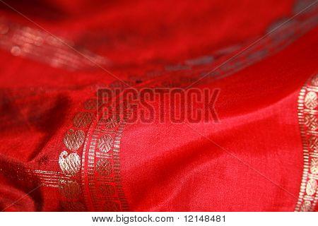 Silk Fabric Details