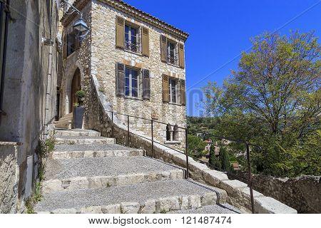 Village Saint-Paul De Vence, Provence