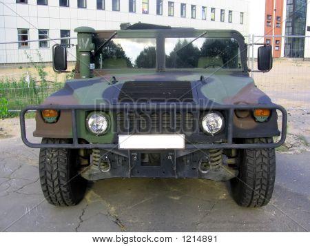 4X4 Nato Truck