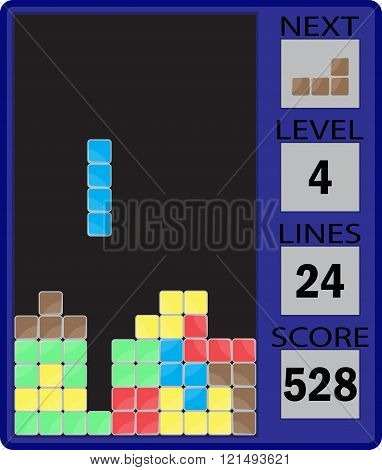 Tetris Device Interface