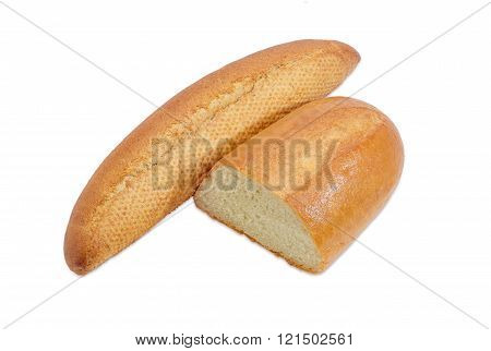 Bread With Bran And Half Of A  Wheat Bread