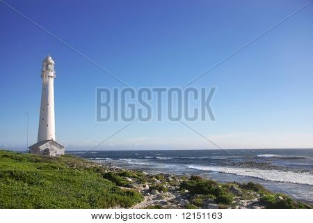 lighthouse. cape town. south africa