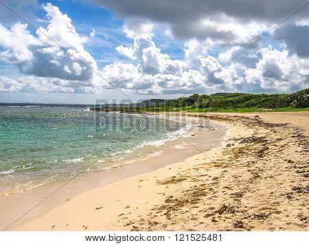 Anse du Souffleur Guadeloupe