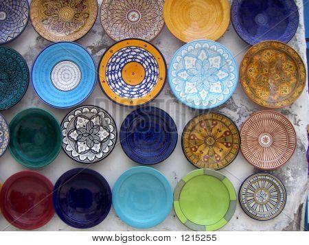 Moroccan Plates