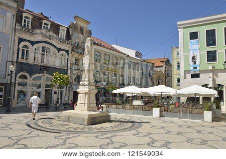Plaza In Aveiro