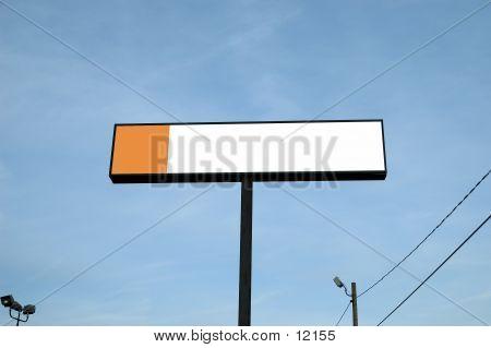 Billboard poster