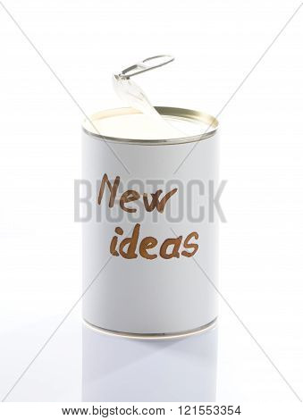 Open Ideas Can