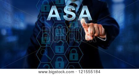 Enterprise Customer Pushing Asa