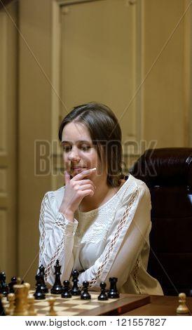 Women's World Chess Championship 2016 Lviv
