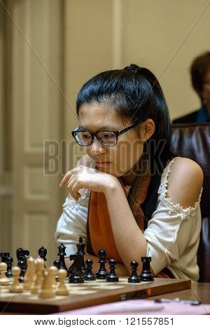 Women's World Chess Championship 2016 Lviv