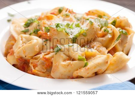 Cheese Stuffed Tortellini