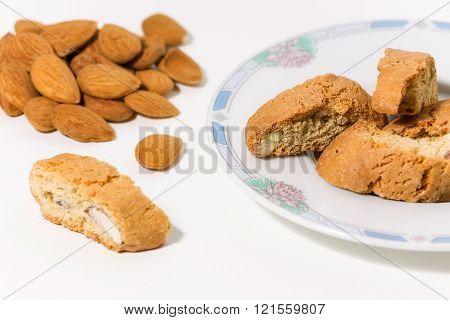 Cantuccini, Original Italian Almond Cookies
