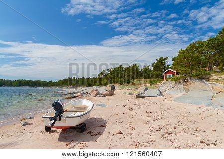 Finland Shore