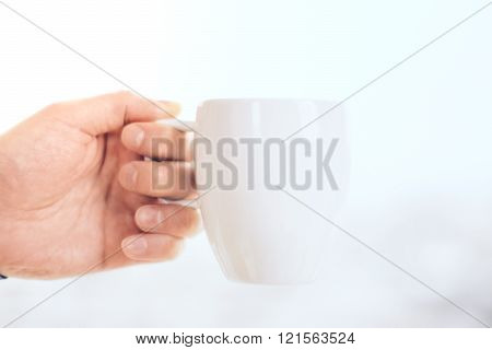 Hand Gripping Cup