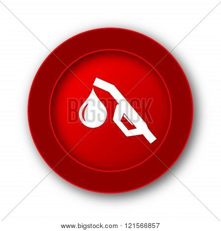 Gasoline Pump Nozzle Icon