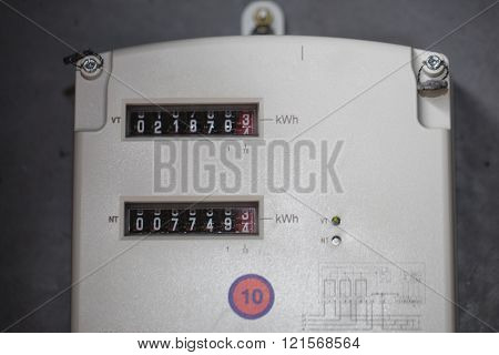 Electricity Counter