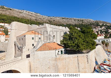 Revelin Fortress (1549) In Dubrovnik