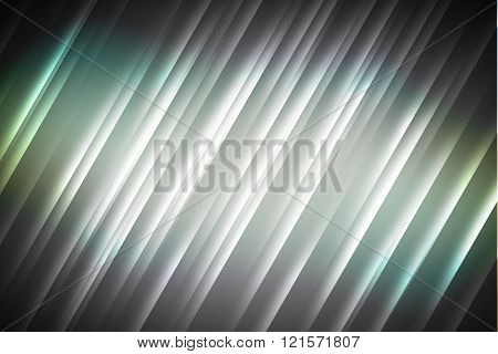 Cool colors with lines used to create abstract background with lines