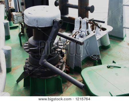 Anchor Lever