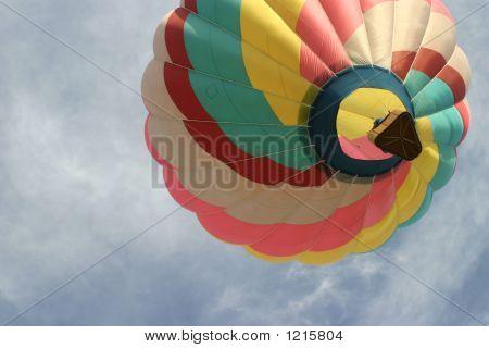 Heißluftballon dizzy