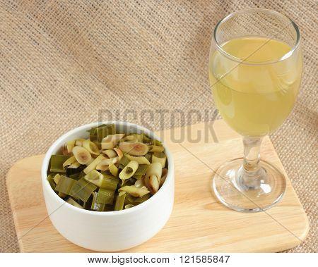 Lemon Grass Water