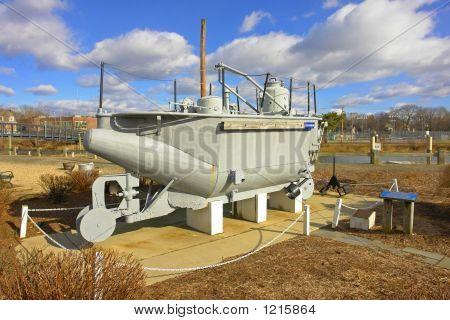 Vintage Submarine