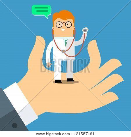 Mobile health care