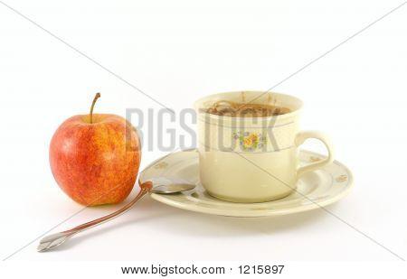 Manzana y Chocolate