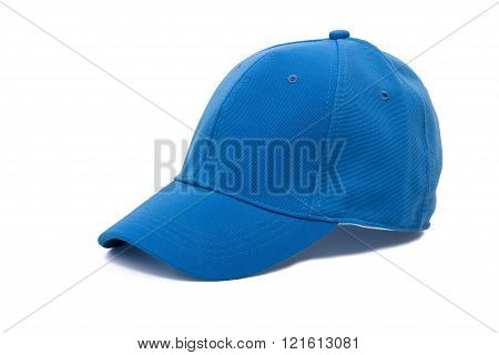 Blue Golf Cap