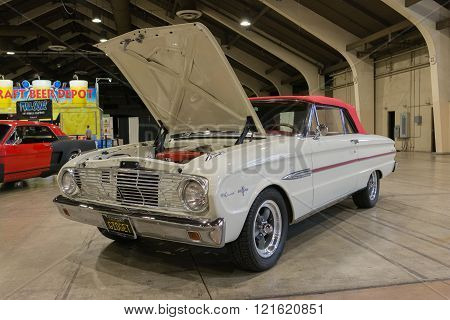 Ford Falcon Sprint V8 Convertible