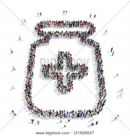 people  vial pills medicine icon