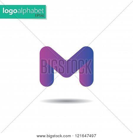 Logoalphabet, Letter M
