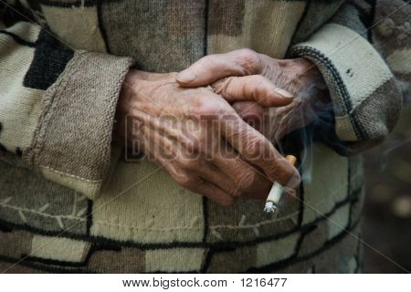 Hands Of Granny