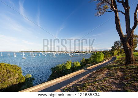 Geelong Waterfront in Summer
