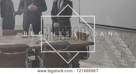 Business Plan Operations Solution Guideliness Concept
