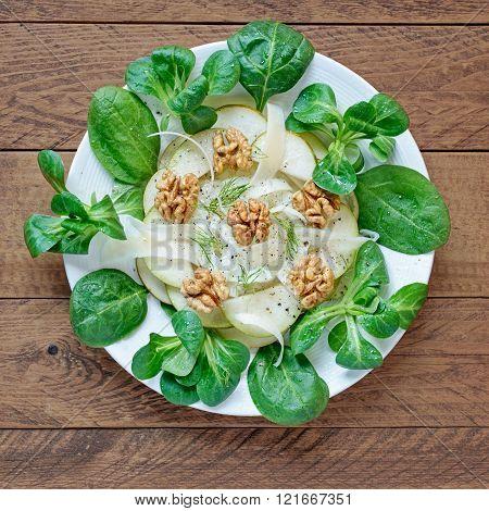 Fennel Pear Salad