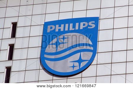 Royal Philips Is A Dutch Electronics Company