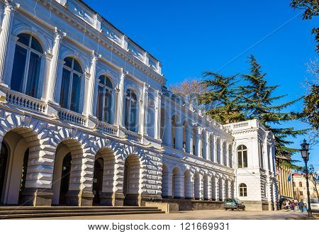 The Vorontsov Palace in Tbilisi