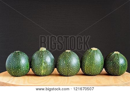 Five Eight Ball Squashes
