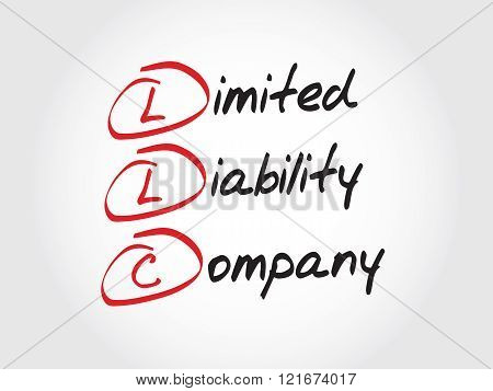 Llc - Limited Liability Company