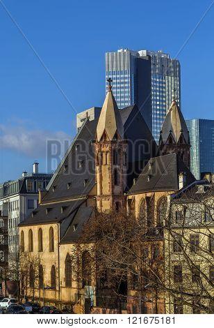 St Leonard's Church, Frankfurt