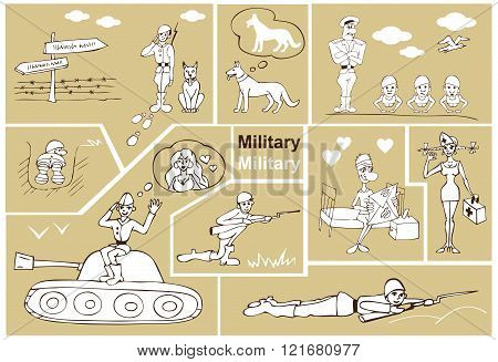 Military And Soldiers