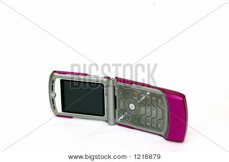 Female Cell Phone
