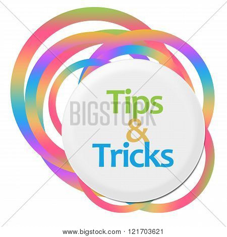 Tips And Tricks Random Colorful Rings
