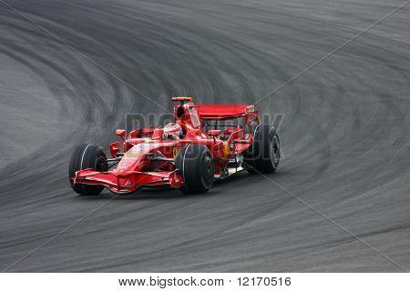 Kimi Raikkonen 2008